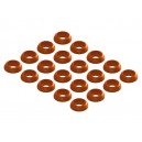 OXY3 TE - C Washer M2 Orange 20pcs