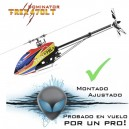 T-Rex 470LT Dominator Super Combo - Ready to Fly