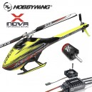 SAB Goblin 420 Xnova & Hobbywing Combo