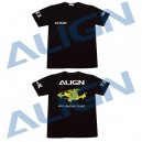 Align Flying T-shirt MR25 L Black