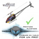 Align T-Rex 700X Dominator Super Combo - Ready to Fly