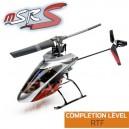 E-Flite Blade mSR S Heli Ready To Fly Combo