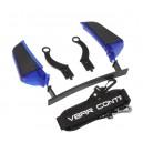 Tray for VBar Control, blue-transparent