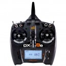 SPEKTRUM DX8e 8 Canales 2.4 GHz DSMX