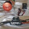 2ª Mano - Combo Motor Pyro 700-52L + ESC Hobbywing pro 100v3 hv + Bec Hobbywing 10/20 Amp