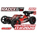 Team Corally - RADIX XP 6S - Model 2021 - 1/8 Buggy EP - RTR - Brushless Power 6S - No Battery - No Charger