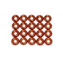 Frame C Washers M2.5 - Orange - 20pcs
