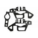 T-Rex 450 Pro 6S - Frame Pannel - 3K Carbon