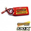 Overlander Extreme 450mah 7.4v 40C 130X LiPo Battery