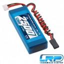 LRP VTEC LiPo RX-pack 2/3A Straight 2500mAh - 7,4V