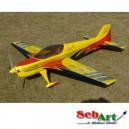 Angel S EVO 50E Yellow/Black