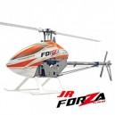 JR Forza 450 Ultimate Combo Servos + Motor + ESC
