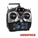 Graupner MZ-18 9Ch 2.4GHz HoTT Radio Combo