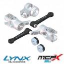 Lynx Heli Innovations MCPX-BL DFC Head Set Silver