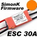 SimonK Firmware Multicopter Speed Controller ESC 30A