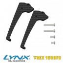 Lynx Heli Lightweight Tail Motor Support T-Rex 150