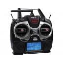 Graupner MZ-12 6Ch 2.4GHz HoTT Radio Combo