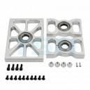 Metal Main Shaft Bearing Block Set