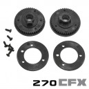 Front Drive Pulley 45T