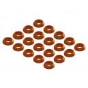 OXY3 TE - C Washer M2 Orange 20pcs