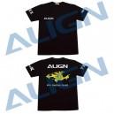 Align Flying T-shirt MR25 L Black