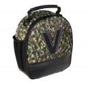 Pocket bag camouflage blue-grey for VBar Control
