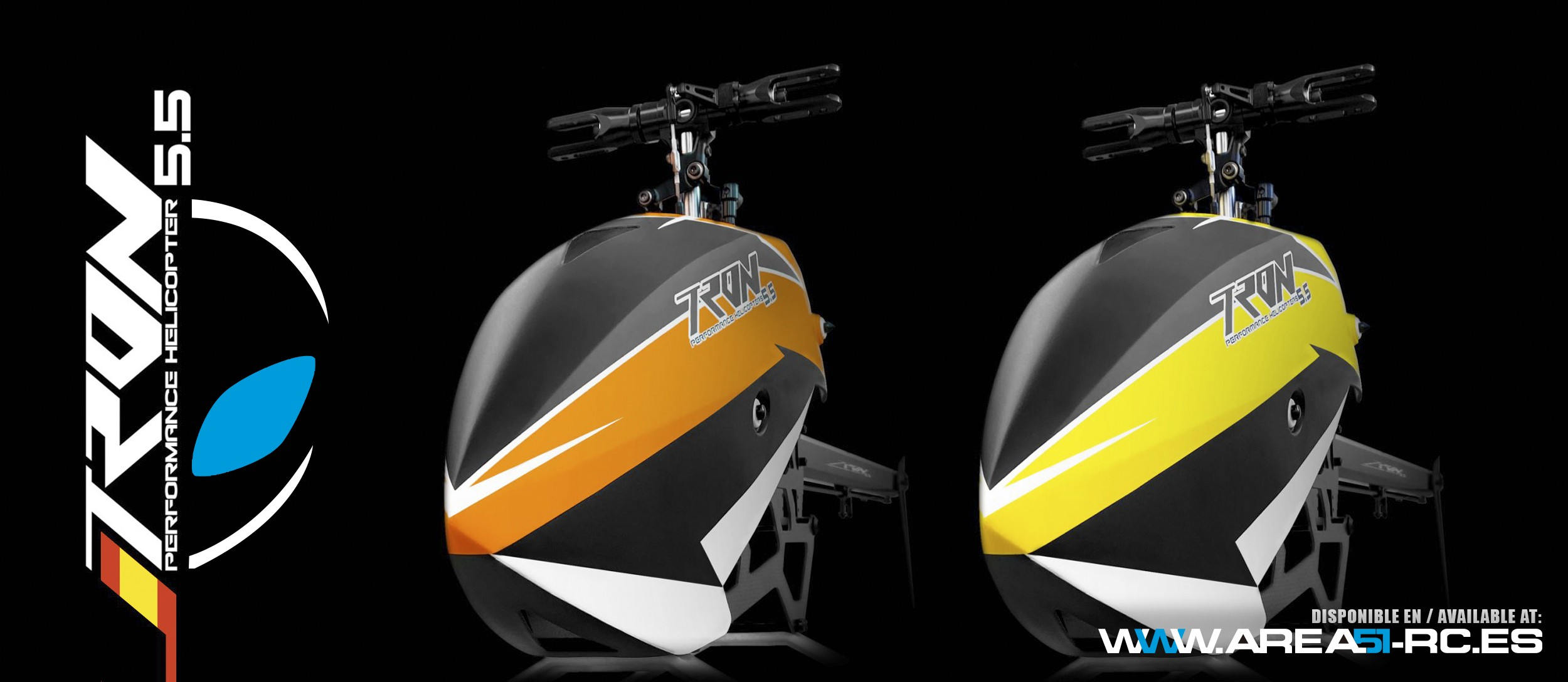 Tron Helicopters